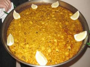 Рис с бульоном