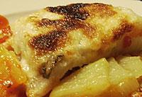 Татарские пирог с мясом и картошкой рецепт с фото