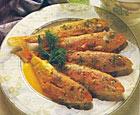 Рыба в соусе из шафрана