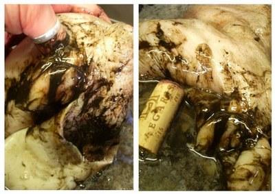 Осьминоги запеченные в духовке
