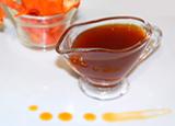 Жидкая карамель апельсиновая
