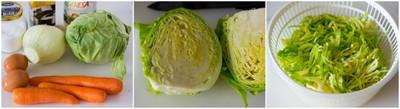 Американский салат из капусты