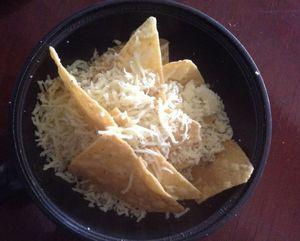 Начос с сыром