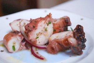 Как готовить осьминогов