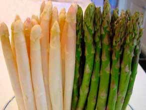 Спаржа чрезвычайно полезный овощ