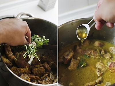 Рецепт тажина