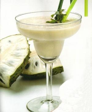 Гуанабана коктейль