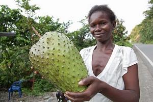 Плод гуанабана