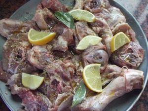 Маринад мяса