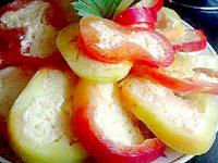 Закуска из болгарских перцев
