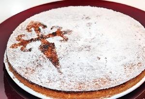 Торт Сантьяго