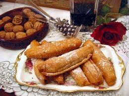 Жареные пирожки касадильес