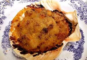 Рецепт морские гребешки