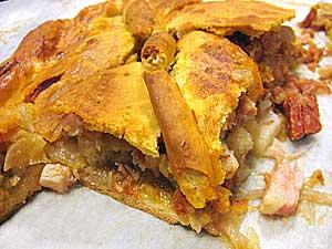 Эмпанада галисийский пирог