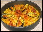 Фидеуа Испанский рецепт с фото