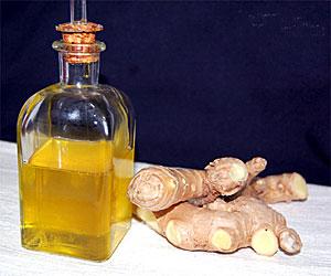 Как сделать имбирное масло в домашних условиях