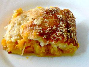 Лазанья с картошкой фото