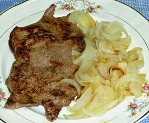 Простой рецепт блюда из свинины с фото простые и вкусные