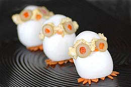 Яйца фаршированные