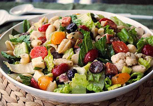 Овощные салаты ксато